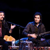 Shahram and Hafez - two generations of the great Kurdish musician family NAZERI