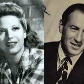 Dinah Shore and Buddy Clark