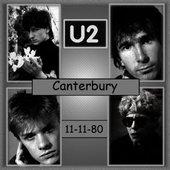 1980-11-11: Kent University, Canterbury, UK