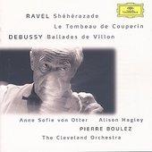 Anne Sofie Von Otter; Pierre Boulez: Cleveland Orchestra