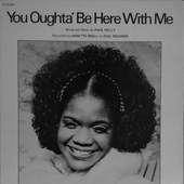 You Oughta Be Here With Me - sheet music