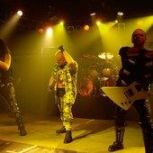 U.D.O. Band Live