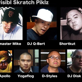 Invisibl Skratch Piklz