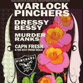 Warlock Pinchers Dressy Bessy Murder Ranks Capn Fresh Gothic Theater