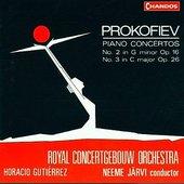 Horacio Gutierrez; Neeme Järvi: Royal Concertgebouw Orchestra