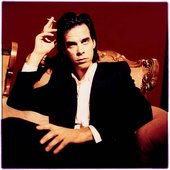 Nick Cave by Joe Dilworth