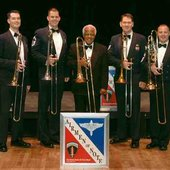 Slide Hampton With the Airmen of Note Trombone Section