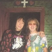Ace Frehley & Peter Criss