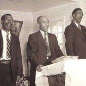 The Elders McIntorsh and Edwards' Sanctified Singers