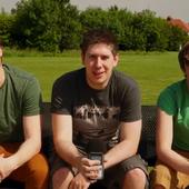 Alex Smith, Ross Hornby & Chris Trott