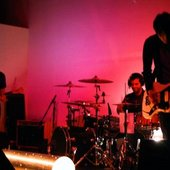Live @ Holocene 5-20-09. Photo by Thuy-Duong Le.