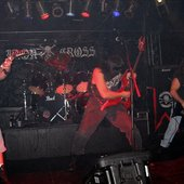 IRON CROSS - Pensacola, Florida - Old School Speed/Power Metal