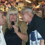 Sax & Moryson - Café Susi, Cita, Playa del Ingles, Spain 2015 (3)