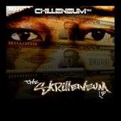 The SKRILLENEUM LP cover