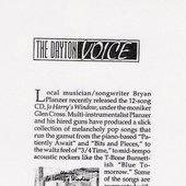 Article from The Dayton Voice Mag