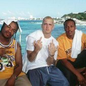 Xzibit, eminem and dre