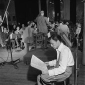 Frank Sinatra; Orchestra under the direction of Axel Stordahl