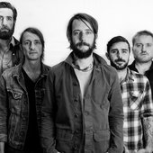 Band of Horses - Mirage Rock album shot