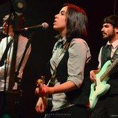 Show com a banda Social Mashup em 2015