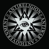 Mass Hypnosis/Recycling Religion Logo