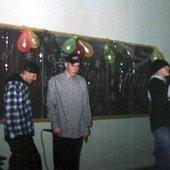 Первое выступление в жодинском технаре год 98