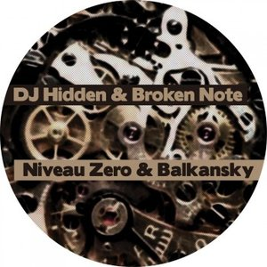 Image for 'Niveau Zero & Balkansky'