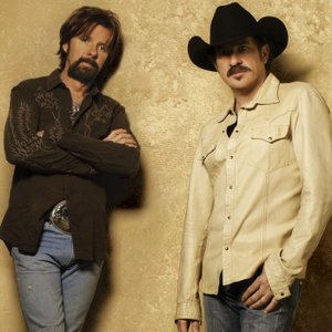 """Brooks & Dunn""的封面"
