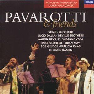 Image for 'Luciano Pavarotti & Frank Sinatra'