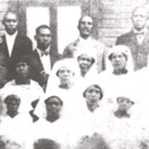 Image for 'Elder Curry And His Congregation'