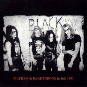 Image for 'Darkthrone & Mayhem'