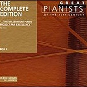 Image for 'Great Pianists of the 20th Century'