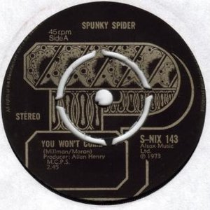 Image for 'Spunky Spider'