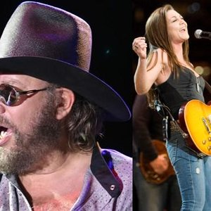 Image for 'hank williams Jr. & gretchen Willson - Outlaw Women'