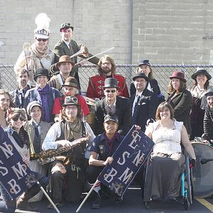 Image for 'Emperor Norton's Stationary Marching Band'