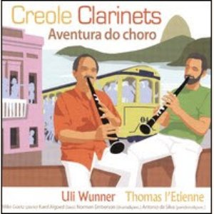 Imagem de 'Creole Clarinets'