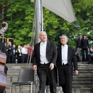 Image for 'Maurizio Pollini; Claudio Abbado: Berliner Philharmoniker'