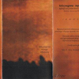 Image for 'Halucynogenna Impresja Sabatyczna'
