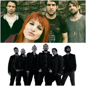 Image for 'Linkin Park & Paramore'