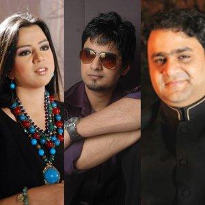 Image for 'Masuma Anwar, Sahir Ali Bagga & Anupam Amod'