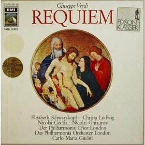 Image for 'Elisabeth Schwarzkopf, Christa Ludwig, Etc.; Carlo Maria Giulini: Philharmonia Orchestra & Chorus'