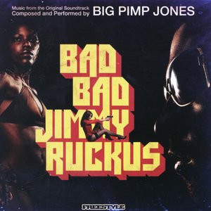 Image for 'Big Pimp Jones'