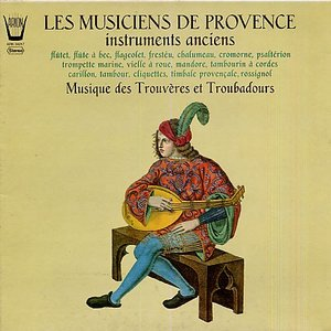 Image for 'les musiciens de provence'