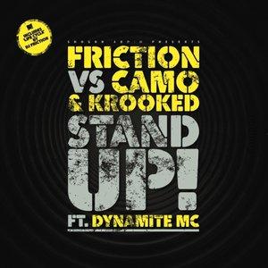 Imagen de 'Friction Vs Camo & Krooked Feat. Dynamite MC'