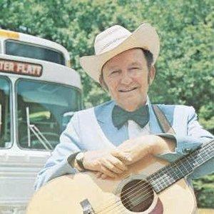 """Lester Flatt & The Nashville Grass""的封面"