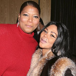 Image for 'Queen Latifah & Lil' Kim'