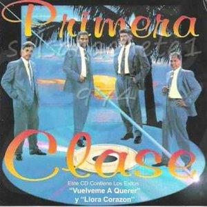 Image for 'Primera Clase'