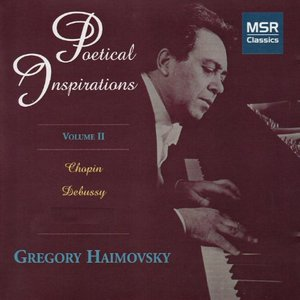 Image for 'Gregory Haimovsky; Russian Philharmony of Moscow / Vedernikov'