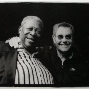 Image for 'B. B. King & Elton John'