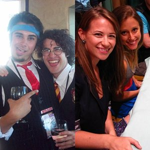 Image for 'Darren Criss, Lauren Lopez, Joey Richter & Bonnie Gruesen'