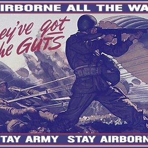 Image for 'The U.S. Army Airborne'
